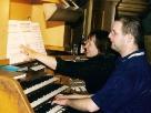 Orgelnacht zum Abschied der alten Wädenswiler Orgel