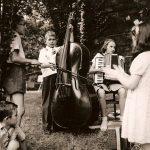 An der 1. August-Feier der Schweizerkolonie in Paris