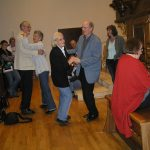 Tanz auf der Orgelempore Alt St. Johann